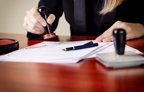 Notarvergütung - bei vorzeitiger Beendigung des Beurkundungsverfahrens
