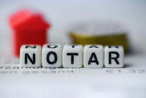 Notarkosten für Grundstücksgeschäft - Entwurfsgebühr