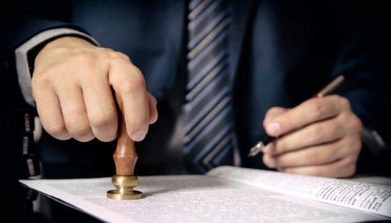 Erbscheinbeantragung durch Notar