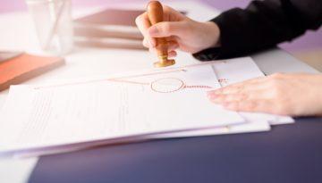Getrenntbeurkundung von Kaufvertrag und Auflassung - Zulässigkeit