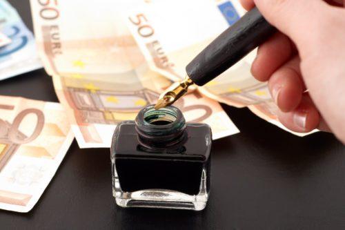 Notarkosten - berichtigte Kostenrechnung - Nachberechnung