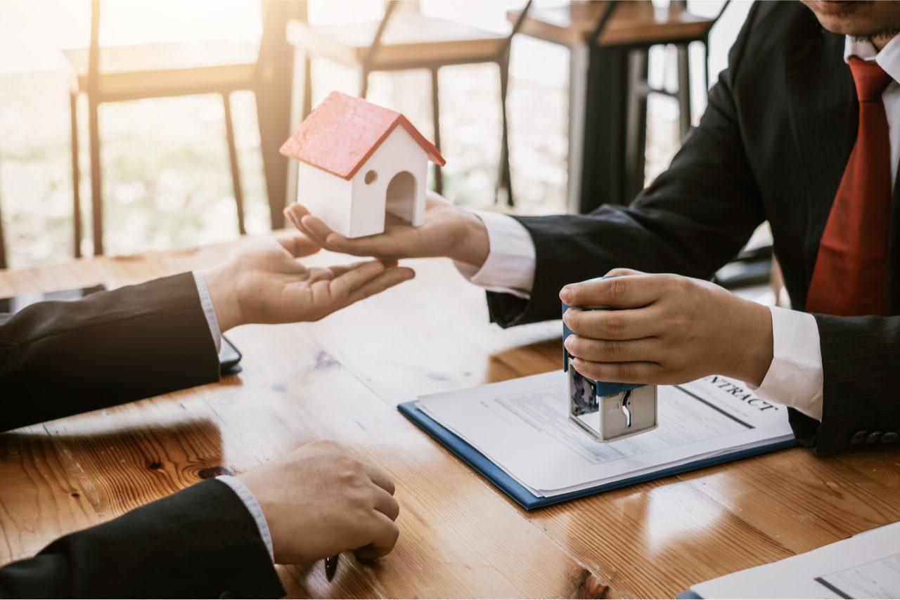 Immobilienkauf Notar