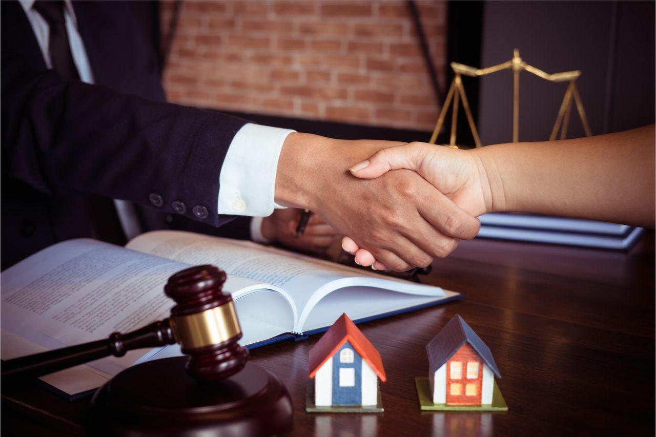 Immobilienübertragung Notar